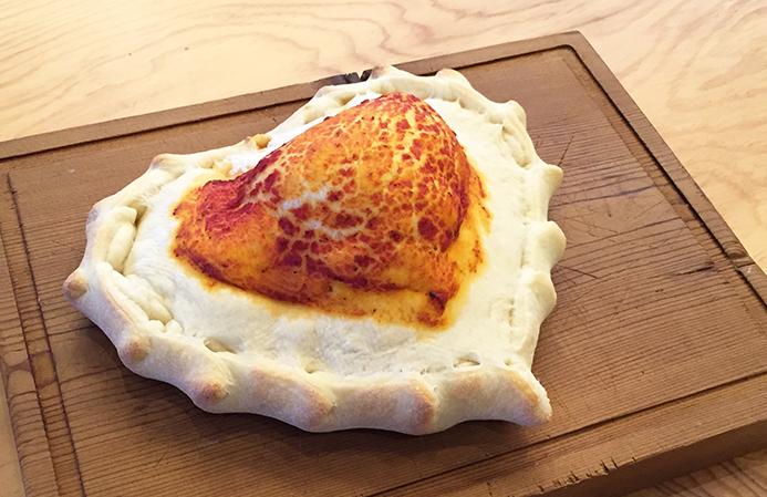 2015年ぷくっとハートピザ生産開始